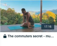 commuters secret